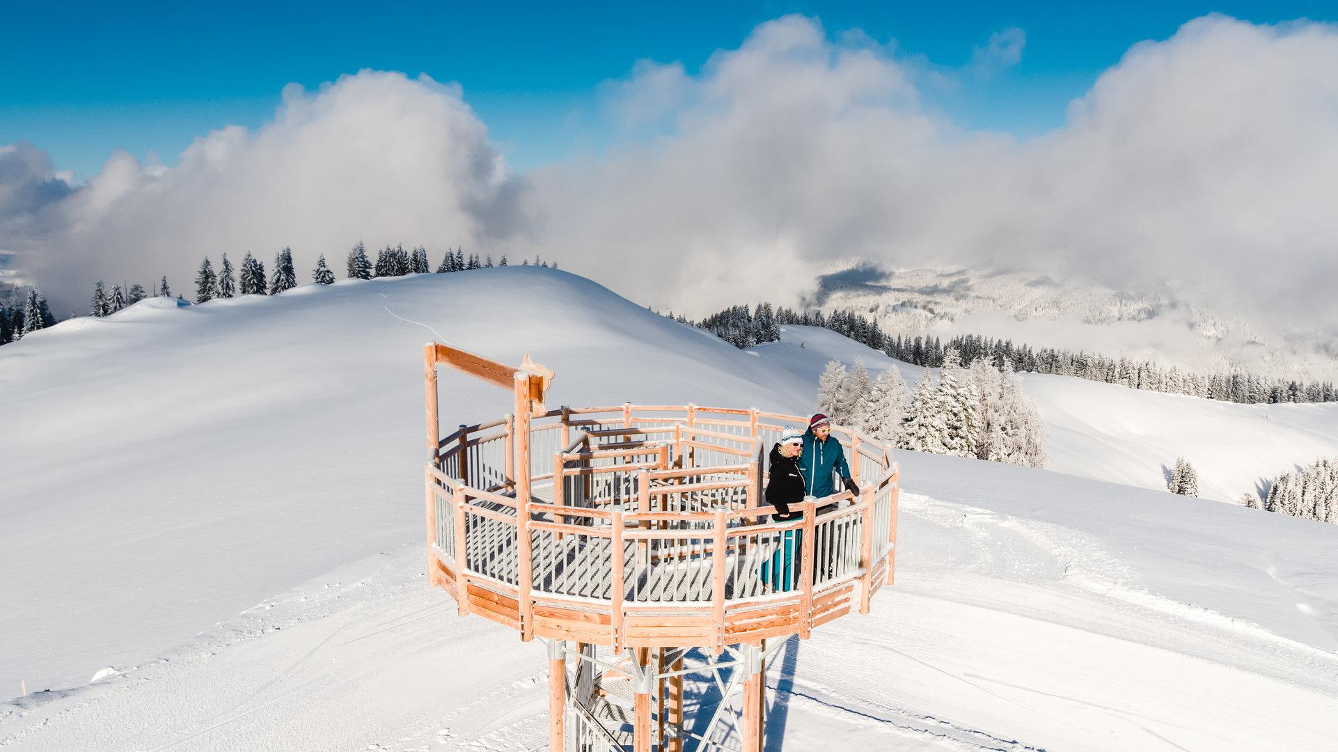 Aussichtsturm Schwarzeck
