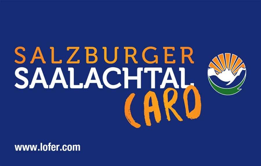 Salzburger Saalachtal Card